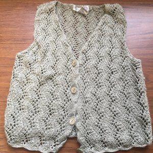 Amour Knit Vest